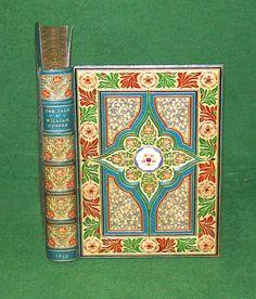 Precious, rare, beautiful #bookbinding
