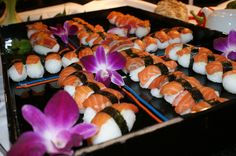 """delicious asian dishes in our buffet restaurant """"China Grill"""""""
