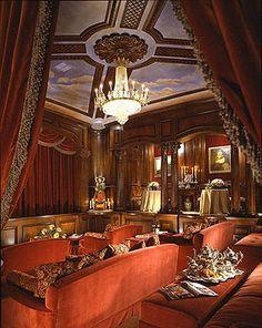 Michael Jackson Neverland Ranch home theater
