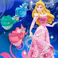Princesa Disney Aurora, Princess Aurora, Disney Princess, Disney Sleeping Beauty, Briar Rose, Frozen, Disney Characters, Ideas, Sleeping Beauty