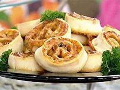 Pizza Enrolada - Foto de Mais Você na TV