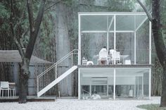 Studio Tonton is an architectural practice based in Gading Serpong, Tangerang, Indonesia.