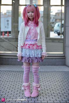 121103-3871 - Japanese street fashion in Shibuya, Tokyo