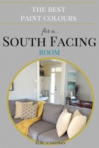 Best Paint Colors For North Facing Room South Facing For 400 x 300