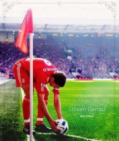 Steven Gerrard - sometimes there's World Class, you just cannot buy. Liverpool Football Club, Liverpool Fc, Steven Gerrad, Baseball Field, My Hero, Soccer, Legends, Sports, King
