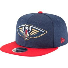 New Era Men s New Orleans Pelicans 9Fifty Adjustable Snapback Hat 18110ea2b8c0