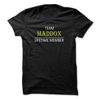 Team MADDOX, Lifetime Memeber