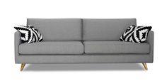Elle 3-sits soffa från Bellfire hos ConfidentLiving.se