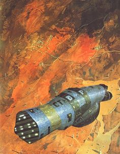 #SPG Check this out: Chris Foss