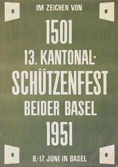 Beni Hunziker, 1951
