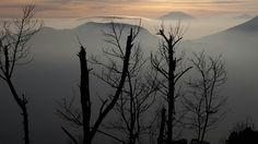 View from Dieng. Wonosobo, Indonesia