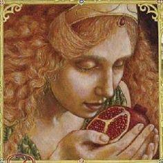 Persephone, Goddess of the harvest