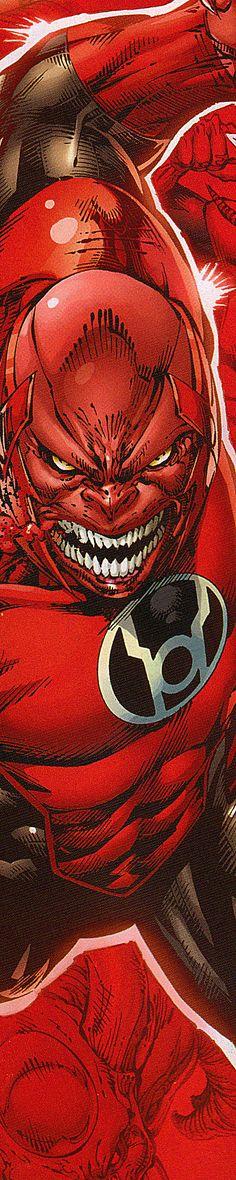 Red Lantern- Atrocitus