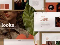 Brand Presentation, Presentation Templates, Business Presentation, Ios, Image Theme, Slide Images, Bussiness Card