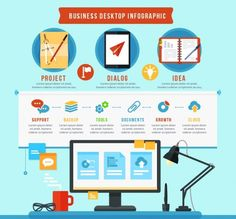 design attractive and eye catching infographic by usamaahsan