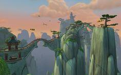 Panorama Mist of pandaria