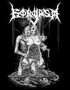 Картинки по запросу death metal art