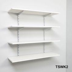 Industrial Wall Mounted Shelving Wall Mounted Shelves