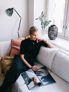 Vilma P. - Vilma Peltonen Scandinavian Design, Turntable, Living Room Decor, Homes, Lifestyle, Drawing Room Decoration, Record Player, Houses, Home