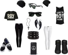 """BestFriends Outfit"" by chazmine7 on Polyvore"