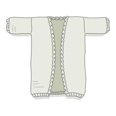 Fiche technique en français permettant de tricoter Philémon, grand gilet oversize, avec explications détaillées et schéma pour les dimensions.Niveau de tricot accessible aux débutantes, pas de tricot en circulaire. (ne pas avoir peur de se lancer pour les torsades! ;) sinon il y a une alternative de remplacement donnée dans la fiche )Trois tailles proposées : S - (M/L) - XLFil conseillé: Alpaca silk brushed Drops tricoté en double (8 - 10 - 12 pelotes)Aiguilles n°6 e...