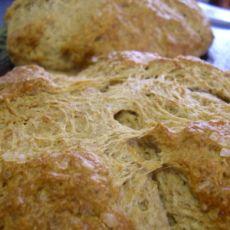 Low-Fat Bread Machine Italian Bread