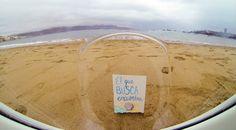 el que busca encuentra — He who seeks shall find Sea TREK Spain Gran Canaria, Canary Islands
