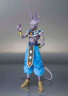 **Pre Order**S.H. Figuarts Dragonball Super Beerus Action Figure - Visit now for 3D Dragon Ball Z shirts now on sale!