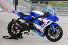 What do you think of the new colors on the Yoshimura Suzuki Factory Racing GSX-R1000? Click LIKE if you're ready to see Jake Lewis take on MotoAmerica aboard his new ride! Yoshimura Research & Development of America, Inc. #Suzuki #GSXR