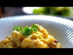 Borbás Marcsi szakácskönyve - Tojásos nokedli (2020.04.26.) - YouTube Risotto, Cooking, Ethnic Recipes, Youtube, Food, Kitchen, Essen, Meals, Youtubers