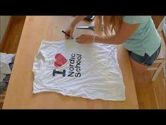 Реконструкция старых футболок! 6 идей | Vera Belinskaya - YouTube