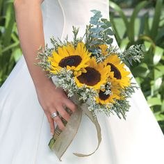 Wedding Sunflower Collection - 40 Piece