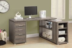 Storage Solutions Home Office #top5 #topfive #home #interiors #workspace