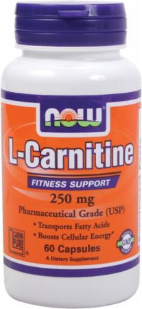 NOW L Carnitine
