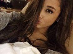 Ariana Grande Dyes Hair Dark Brown! - http://oceanup.com/2014/12/19/ariana-grande-dyes-hair-dark-brown/