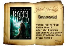 his and her books: ♂ Bannwald (Julie Heiland) [Rezension]