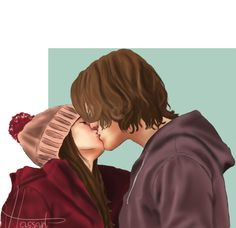 Jared and Genevieve by Hassart