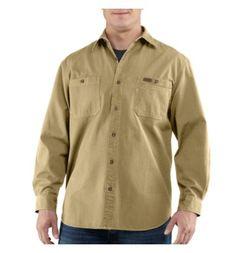 Carhartt - Product - Men's Trade Long-Sleeve Shirt