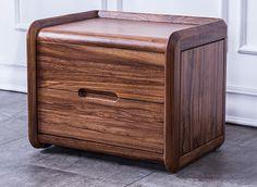 Bedroom Furniture Design, Bed Furniture, Furniture Styles, Home Decor Furniture, Bedside Table Decor, Bedside Table Design, Nightstand, Art Deco Bed, Woodworking Furniture