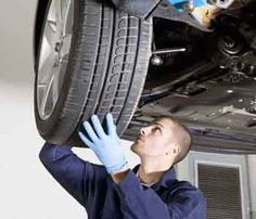 We adjust all four wheels so they are parallel to each other http://stewardmotors.co.nz/services/wheel-alignment-auckland/