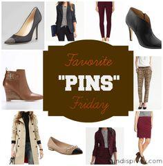 "Favorite ""PINS"" Friday!"