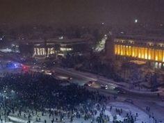Protestas en Rumania por ley sobre delitos de corrupción