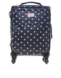 Cath Kidston Cabin Size Suitcase  anyone knows me will know this was made for me...