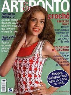 Arte Punto Crochet - AM - Revistas de Manualidades
