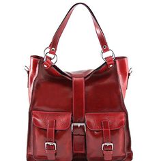 75fed0f9b8c14 Tuscany Leather Melissa Lady leather bag Leather shoulder bags Italienisches  Leder