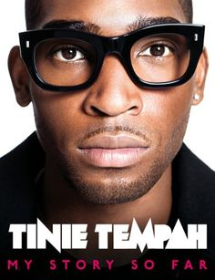 Tinie Tempah - They bring the stars out. Black Man With Glasses, My Black Is Beautiful, Beautiful People, Tinie Tempah, Glasses Trends, Music X, Slim Suit, Handsome Black Men, World Music
