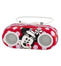 Minnie Water Resistant Portable Speaker