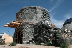 Tire house: Ecofriendly house