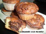 Receta Magdalenas con nutella para MontseMorote - Petitchef