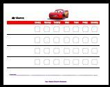 Brett's Chore Chart Choice  Chore Charts For Kids Ages 4-10, Free Printable Chore Charts